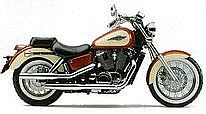 Honda_Shadow_750, 1100